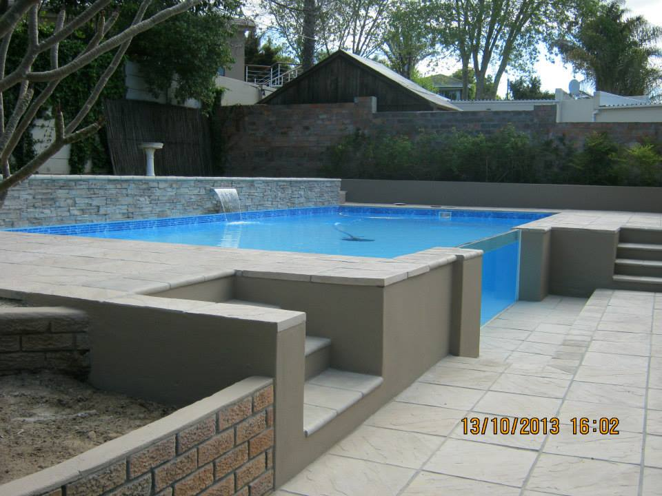 Swimming Pool Paving United Paving